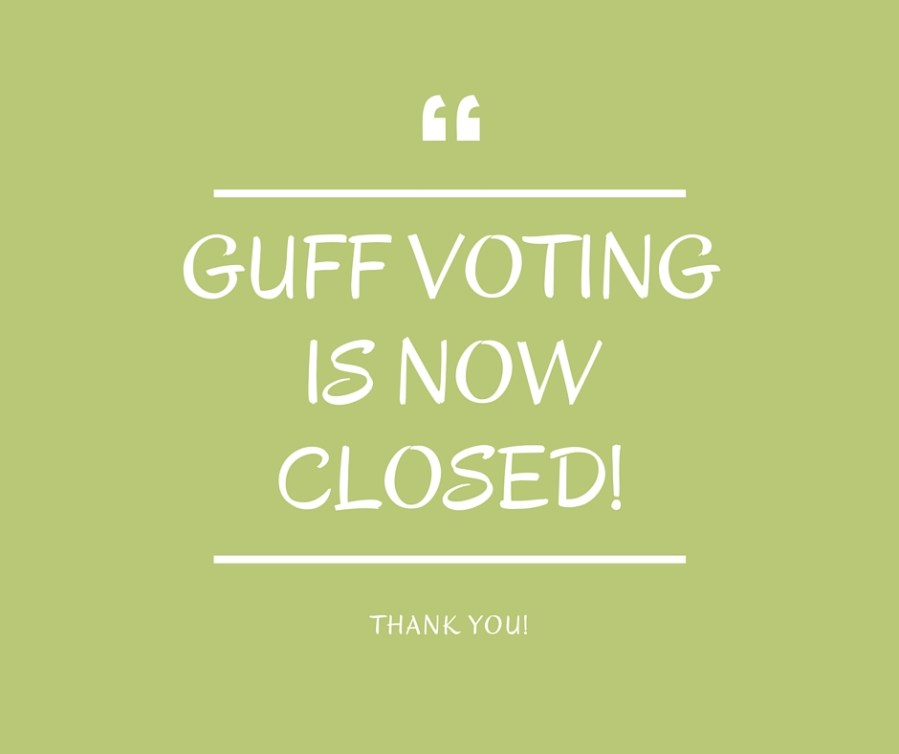 GUFF Voting is closed!(1)