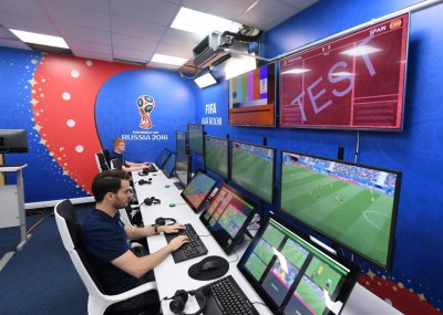 The Introduction of VAR at the 2018 World Cup? | Your place for news, info and inspiration