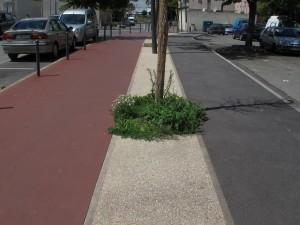 Rues et trottoirs