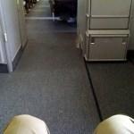 United 777 Exit Row