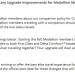 Delta Companion Upgrades