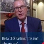 Delta CEO Bastian
