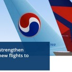Delta Korean Air Strengthen Partnership