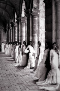 Desfile de Pilar Vera.