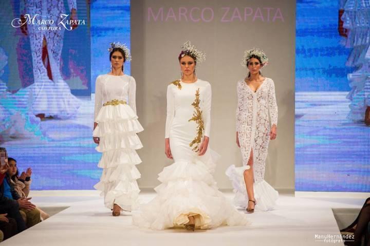 Diseños Marco Zapata en Doñana d' Flemanca 2018
