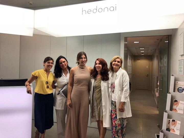 Siempre es un placer visitar el centro Hedonai, otra de las paradas de nuestro exclusivo tour