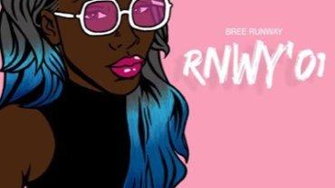 Bree Runway Beautiful Black Queen