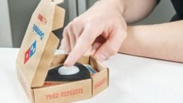 Order Domino's Pizza in a Single Button
