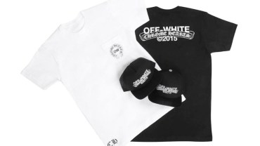 "Chrome Hearts x OFF-WHITE by VIRGIL ABLOH ""©2015"" Collection"