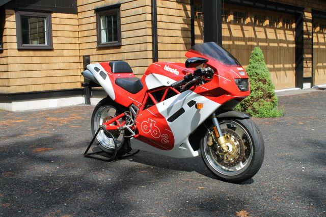 1993 Bimota DB2 R Side Front