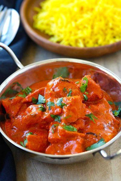 Chicken Tikka Masala | Easy Delicious Recipes