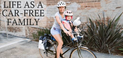 Life as a Car-Free Family