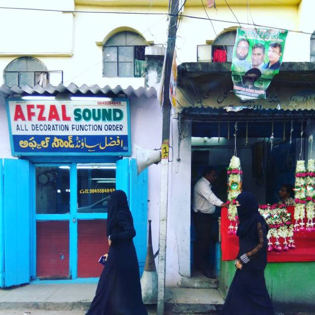 The inimitable charm of the old city in Hyderabad oldcityhellip