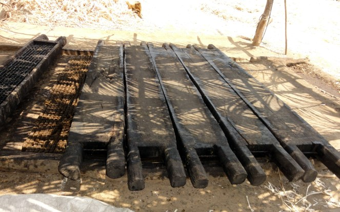 Jaggery moulds