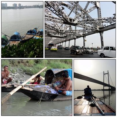 Bridges and Ghats