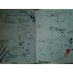 Small Crop Of Remember Me Yearbook