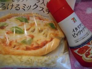 チーズとソース