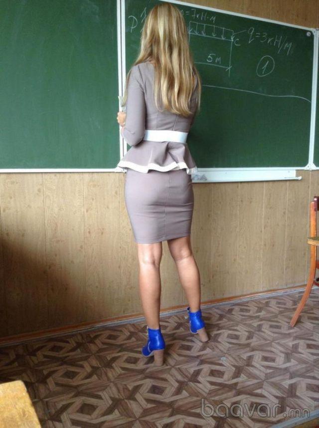女教師34