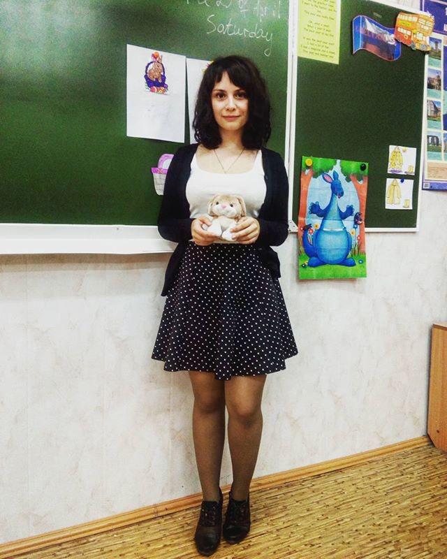 女教師13