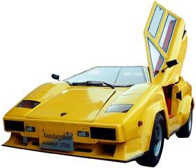 ランボルギーニ6