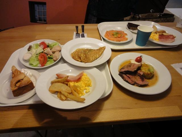 IKEAの朝食すげぇええwww36