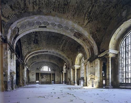 デトロイトの廃墟画像5