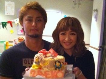 ダルビッシュと紗栄子