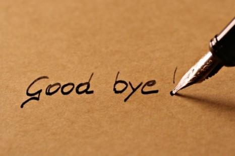 さようなら