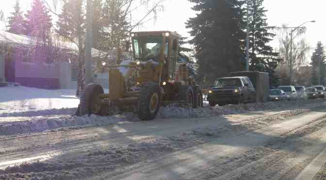 """<span class=""""entry-title-primary"""">Clearing roads and sidewalks during winter</span> <span class=""""entry-subtitle"""">Why it's important to know roles and responsibilities </span>"""