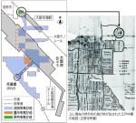 大阪・伊丹空港、飛び地また飛び地の謎(日本経済新聞2011年11月13日付)
