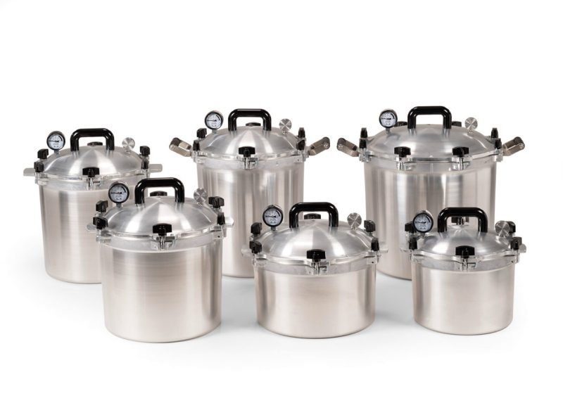 Large Of All American Canner