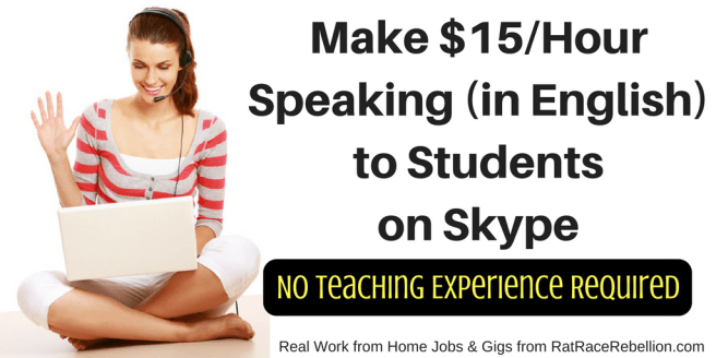 Make $15_HourSpeaking to Students on Skype