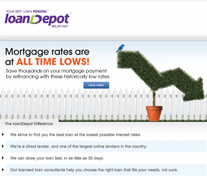 loanDepot.com surfs with new CMO – Ratti Report: new business leads, account reviews ...