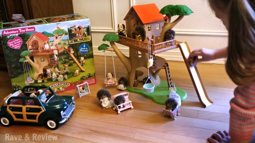 Medium Of Calico Critters Treehouse