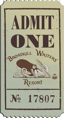 Broadkill Writers' Resort ticket