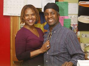 Lilian Butler & Eddie Robinson