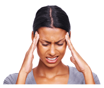 Young-Woman-with-Headache