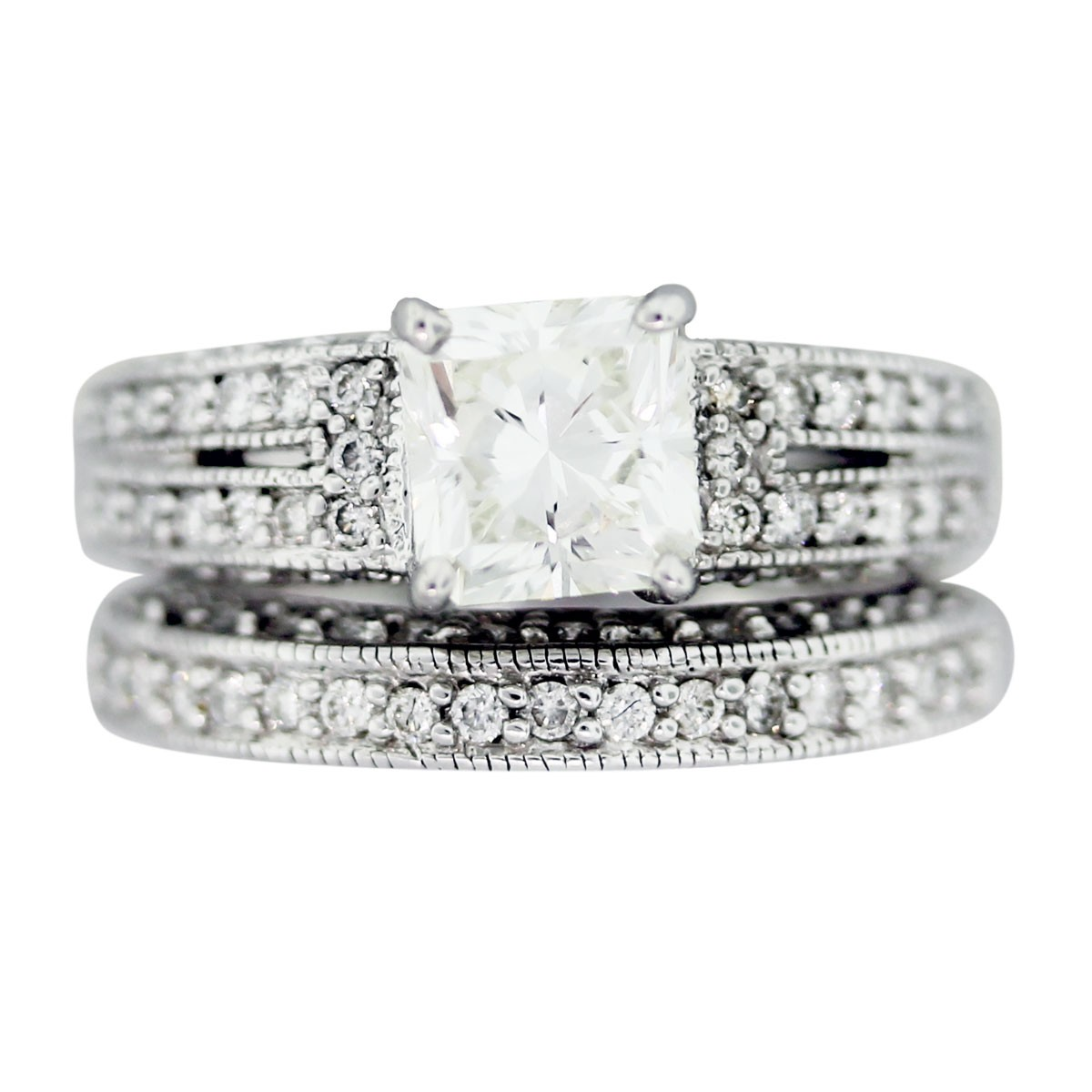 non traditional wedding rings man wedding ring