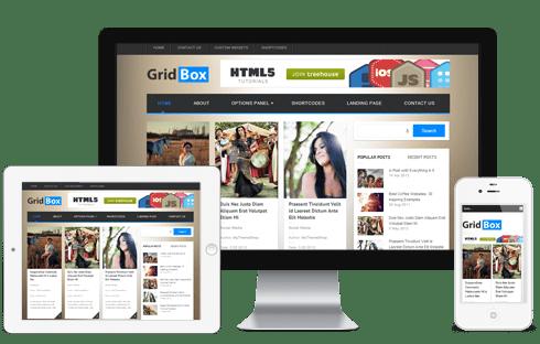 GridBox-WordPress-Theme
