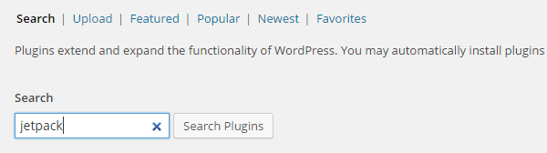 search plugin trong wordpress