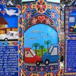 Cementerio alegre -Rumanía