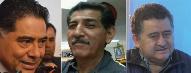 """Jorge Herrera Caldera, Antonio Herrera Caldera, (a) """"Don Toño"""", y Rafael Herrera Piedra. Saqueos millonarios y abusos de poder durante todo este sexenio."""