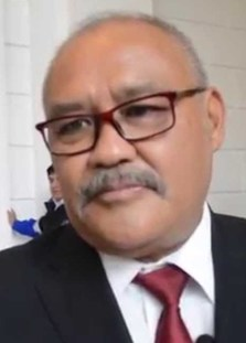 Avelino Méndez Rangel, el delegado viajero. Muy difícil para los xochimilquenses conseguir una audiencia con él.