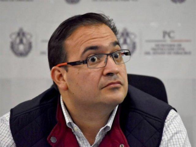 Javier Duarte de Ochoa, ex gobernador de Veracruz prófugo. 20 ex gobernadores están siendo investigados, pero solamente uno, el sonorense Guillermo Padrés, está preso.