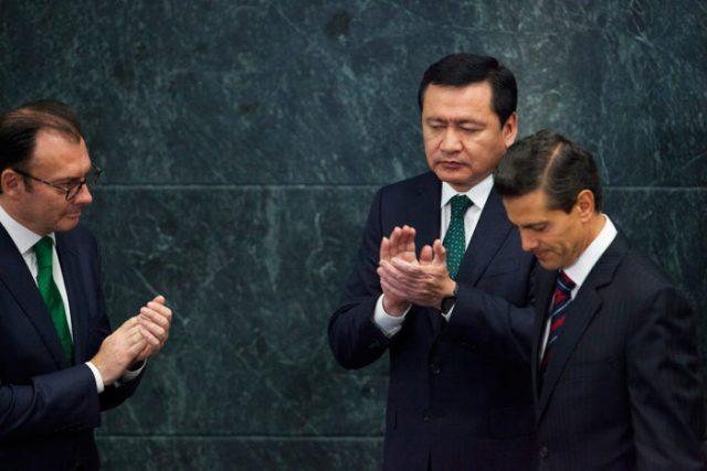 Videgaray, Osorio y Peña Nieto, por sus corruptelas e ineficacia no les queda más que aguantar las humillaciones públicas de Donald Trump.