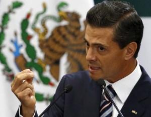 Enrique Peña Nieto, su Casa Blanca y su protección al Ejército en el genocidio de Iguala nos han colocado como uno de los países más corruptos del mundo.