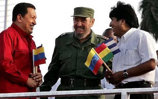Es necesario que surjan más líderes de la auténtica izquierda decididos a enfrentar los embates salvajes del imperialismo.