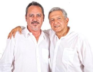 Rigoberto Salgado, corruptazo jefe delegacional morenista en Tláhuac, según él no sabía nada de la existencia de la organización criminal que comandaba Felipe de Jesús Pérez Luna, alias El Ojos.