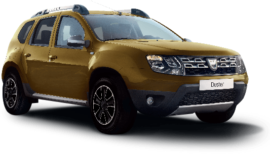 Dacia Duster Connected