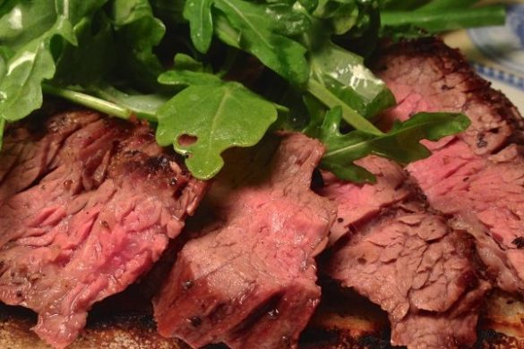 how to grill tuscan steak